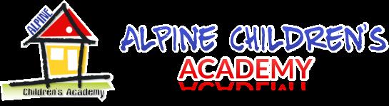 Alpine Children's Academy Logo